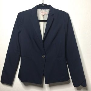 🛍 SALE 🛍 Philosophy Single Button Navy Blazer